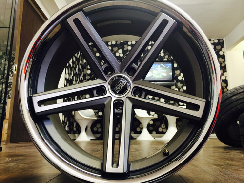 "20"" Concept One Alloy Wheels"