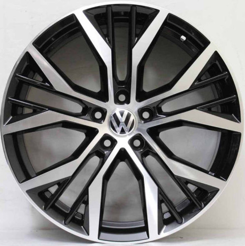 "18"" Alloy Wheels Gti 3 Design"