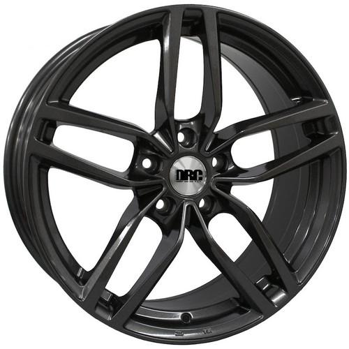 "18"" Alloy Wheels DRC DRS Gunmetal"