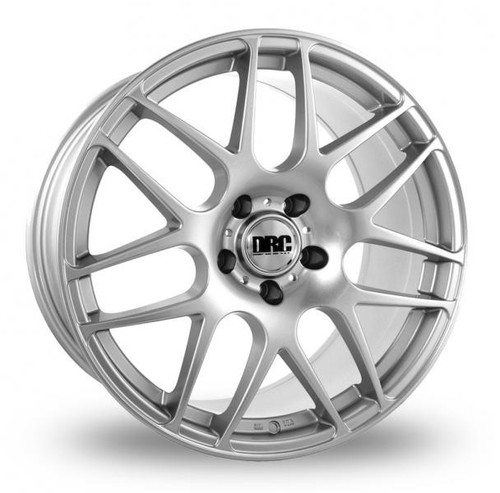 "19"" Alloy Wheels DRC DRM Gunmetal or Silver"