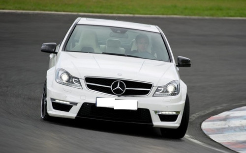 Mercedes Benz C63 W204 Facelift Conversion 2007-2013