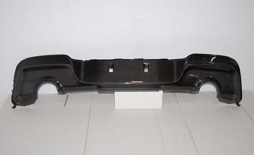 BMW F20 Mtech Rear Diffuser Carbon Fibre