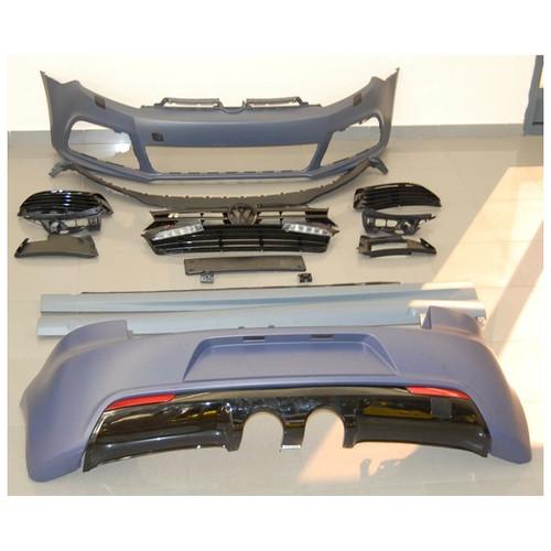 Volkswagen Golf VI R20 Body kit