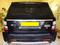 2012 Style Rear Tailgate Conversion Kit for Range Rover Sport 2005-12 Chrome Strip