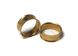 Gold Plated Eyelets