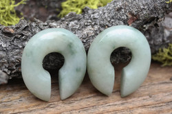 Beautiful Jadeite Donut Weights size 00G