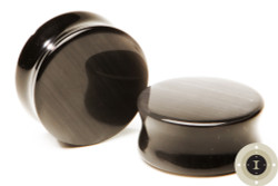 Black Cats Eye Plugs