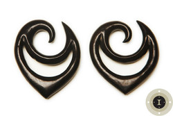 Gauged Earrings