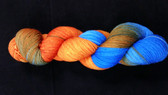 Yarn Barn Hand-Dyed Fibers - Waiotapu Sock Yarn