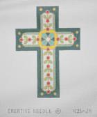 Hand-Painted Needlepoint Canvas - Creative Needle - 426-JH - Cross