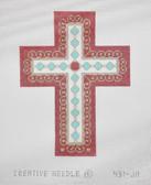 Hand-Painted Needlepoint Canvas - Creative Needle - 431-JH - Cross