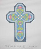 Hand-Painted Needlepoint Canvas - Creative Needle - 427-JH - Cross