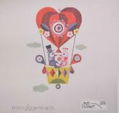 Hand-Painted Needlepoint Canvas - Ellen Giggenbach - 6521 - Bird Balloon