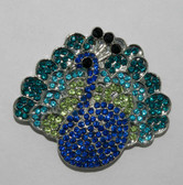 Mag Friends Limited Edition – Peacock Magnet