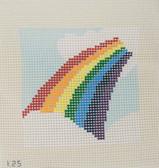 The Collection – Beginner Needlepoint Kit – Rainbow