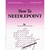 How to Needlepoint - TNNA Book