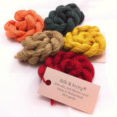 Silk and Ivory Needlepoint Thread
