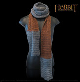 Stansborough Hobbit Bofur Patchwork Scarf Knit Kit