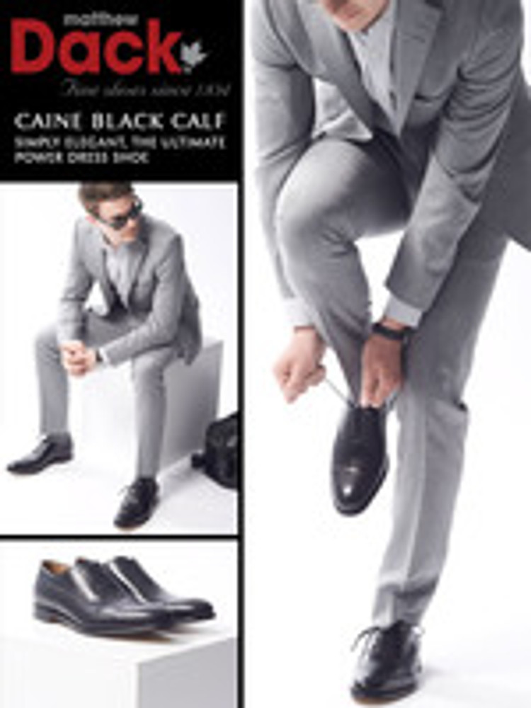 THE CLASSIC CAP-TOE OXFORD