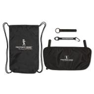 ACCESSORIES BUNDLE #2 - 4 items: Carry Bag || Mud Flap || Water Bottle Holder || Selfie Stick Holder (2 Colors) (SAVE $7)