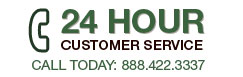 24 Hour Customer Service