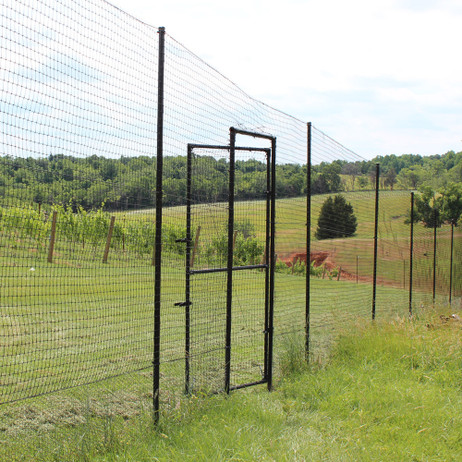 8' High Access Gate