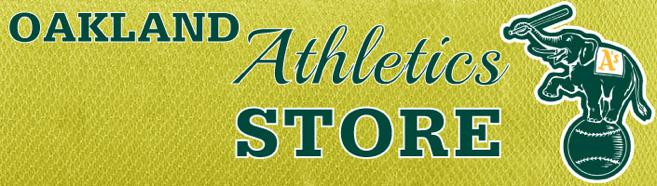 Our Oakland Athletics Store Features A's Apparel & Oakland Jerseys