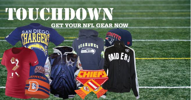 NFL Apparel