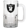 Oakland Raiders 20oz Rootbeer Mug