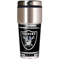 Oakland Raiders 16oz Travel Tumbler