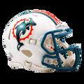 Miami Dolphins Mini Helmet