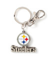 Pittsburgh Steelers Heavyweight Keychain