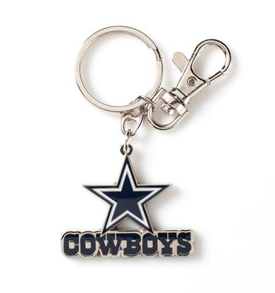 Dallas Cowboys Heavyweight Keychain