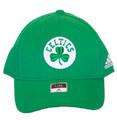 Boston Celtics Basic Logo Flex Fit Green Front