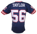New York Giants Lawerence Taylor Mitchell & Ness Throwback Jersey Back