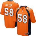Nike Von Miller Denver Broncos Team Color Game Jersey
