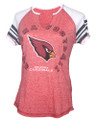 Arizona Cardinals Women's More Than Enough 5th & Ocean Shirt