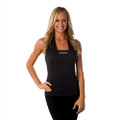 All Sport Couture Oakland Raiders First Down T/C Halter Top