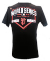 Dynasty Youth San Francisco Giants Black 2014 MLB World Series Bound Team T-Shirt