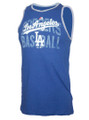Los Angeles Dodgers Youth Valiant Tank Top Blue