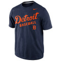Detroit Tigers Nike Away Team Colored Practice T-Shirt