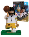Pittsburgh Steelers Ben Roethlisberger Minifigure by Oyo Sports