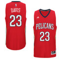 Anthony Davis New Orleans Pelicans adidas Swingman Alternate Jersey