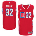 Blake Griffin Los Angeles Clippers adidas Swingman Road Jersey