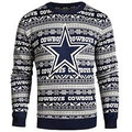 Dallas Cowboys Aztec Ugly Sweater