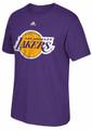 "Los Angeles Lakers Adidas NBA ""Cut The Net"" Premium Print S/S Men's T‑Shirt"