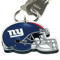 New York Giants WinCraft High-Definition Helmet Logo Keychain