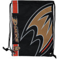 Anaheim Ducks Big Logo Drawstring Backpack