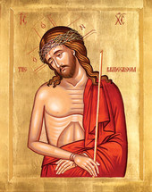 Christ the Bridegroom - 20th c. - (11S12)