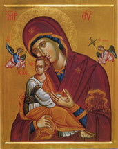 Icon of the Theotokos of the Passion - (12G66)